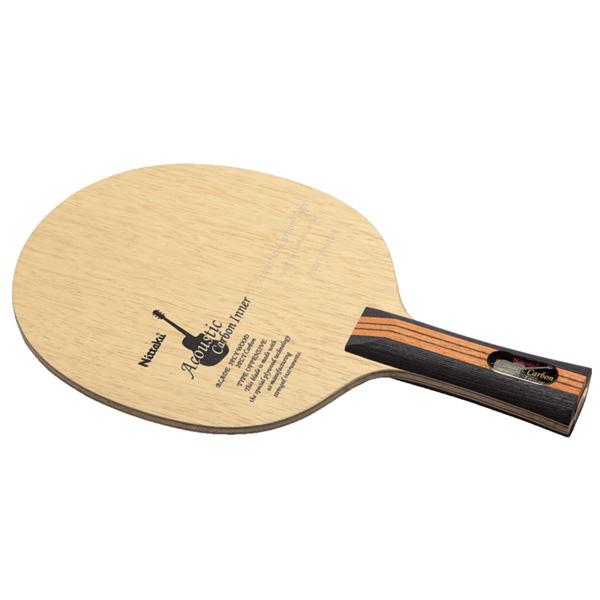 Nittaku ニッタク adb0314 アコースティックカーボンインナー FL(NC-0403) ST(NC-0402) 卓球 ラケット 初心者 中級者 上級者 卓球ラケット 練習