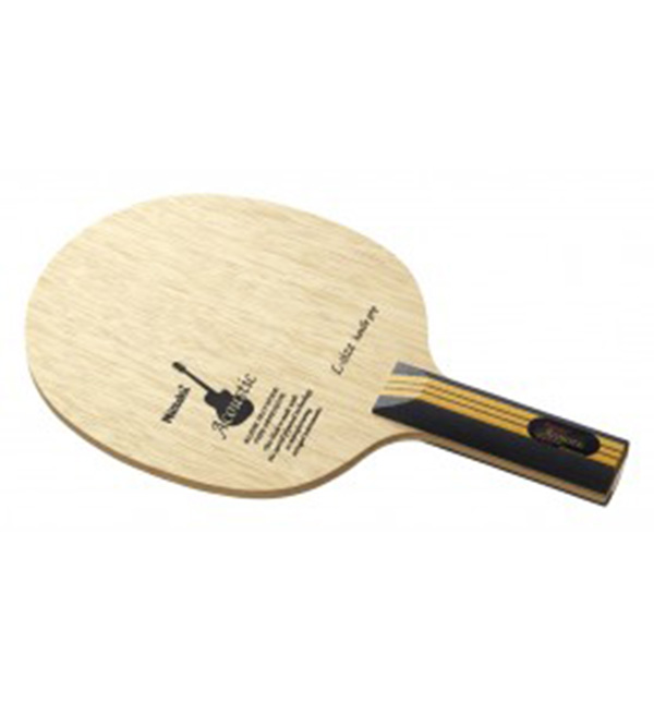 Nittaku ニッタク adb0353 アコースティック(LGタイプ) 卓球 ラケット 初心者 中級者 上級者 卓球ラケット 練習