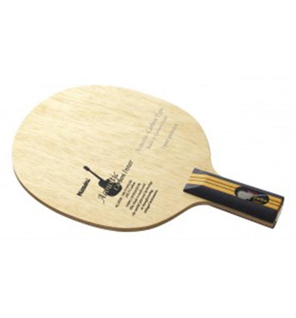 Nittaku ニッタク adb0355 アコースティックカーボンインナー C 卓球 ラケット 初心者 中級者 上級者 卓球ラケット 練習