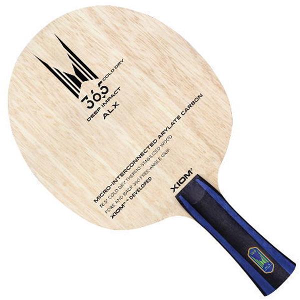 XIOM amb0214 36.5 ALX FL ST 卓球 ラケット 初心者 中級者 上級者 卓球ラケット 練習
