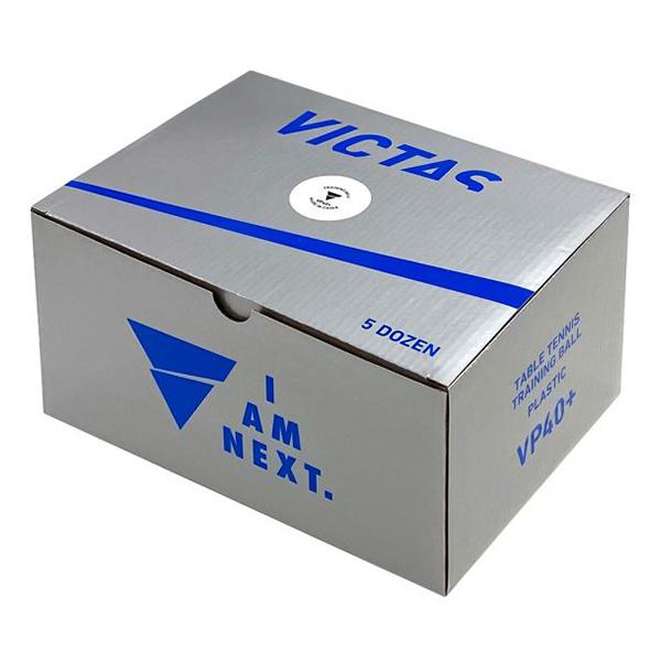 VICTAS ヴィクタス aod0004 35%OFF 5ダース入 驚きの価格が実現 VP40+ トレーニングボール