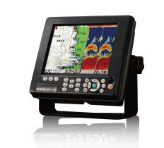 FUSO 8.0型GPS&魚探 NF-882α(1kw仕様)