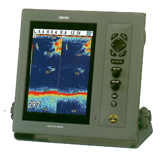 魚群探知機/KODENCVS-1410(10.4インチ1KW標準型)