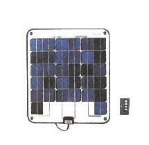 ソーラーパネルBL832 (12V-6.2W)