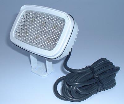 最新な LEDスーパーブライト作業灯(6灯)角型, ウエキマチ:b496f420 --- supercanaltv.zonalivresh.dominiotemporario.com