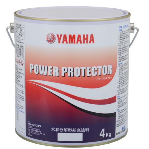 船底塗料パワープロテクター自己研磨型(赤缶)/高稼働4kg
