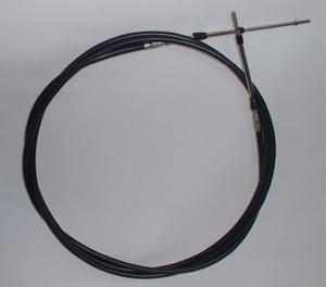 リモコンケーブル・ミリネジ・(黒)J33HPC全長10.0m
