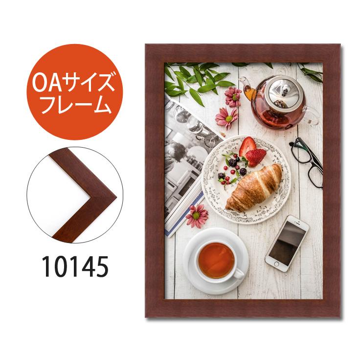 ポスターフレーム OAサイズ 額縁【A-10145】B2・OAサイズ ディスプレイ インテリア 室内装飾