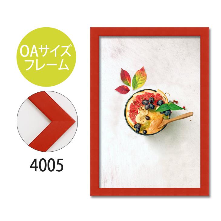 ポスターフレーム OAサイズ 額縁【A-4005】B2・OAサイズ ディスプレイ インテリア 室内装飾