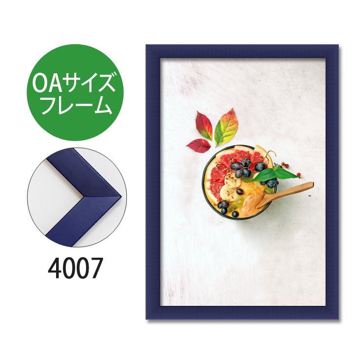 ポスターフレーム OAサイズ 額縁【A-4007】B2・OAサイズ ディスプレイ インテリア 室内装飾
