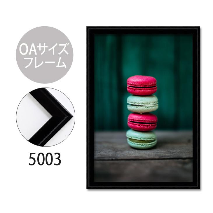 ポスターフレーム OAサイズ 額縁【A-5003】B3・OAサイズ ディスプレイ インテリア 室内装飾