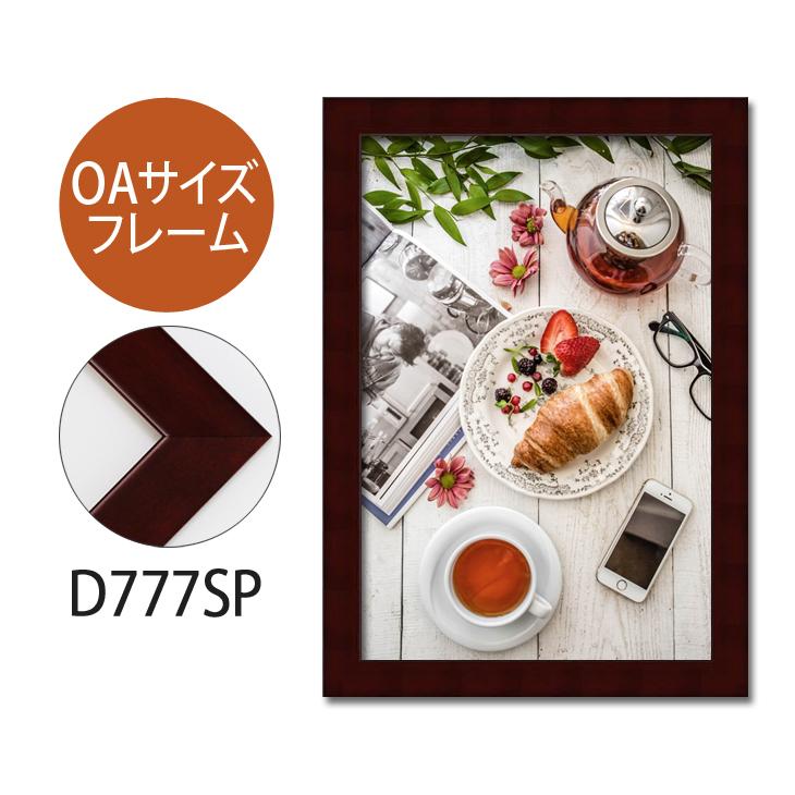 ポスターフレーム OAサイズ 額縁【A-d777sp】B2・OAサイズ ディスプレイ インテリア 室内装飾