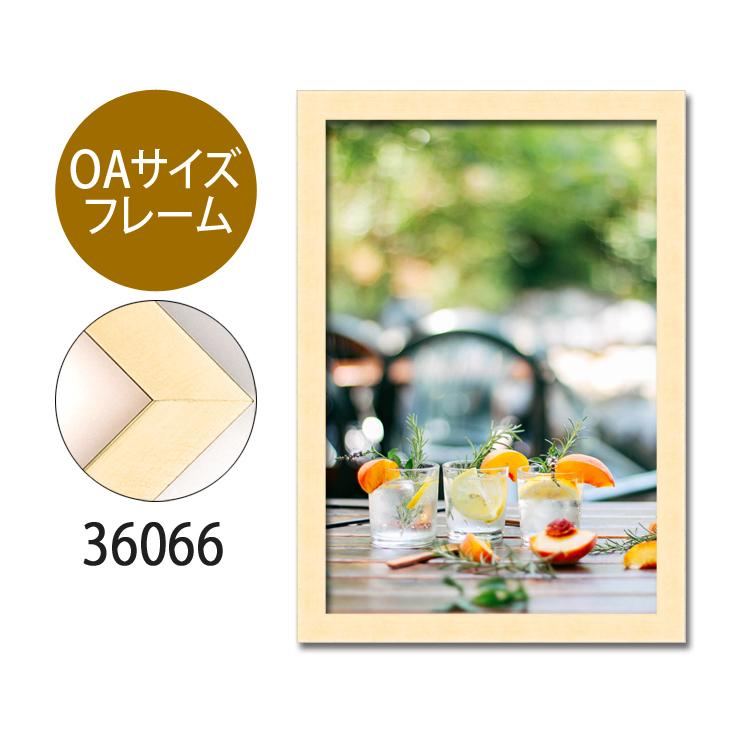 ポスターフレーム OAサイズ 額縁【B-36066】A3・OAサイズ ディスプレイ インテリア 室内装飾