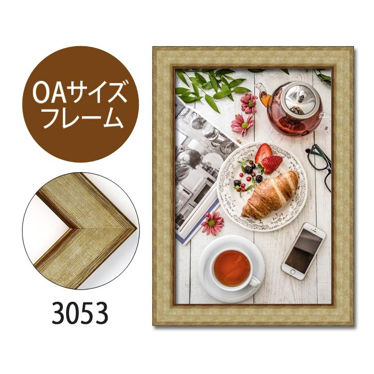 ポスターフレーム OAサイズ 額縁【C-3053】A2・OAサイズ ディスプレイ インテリア 室内装飾