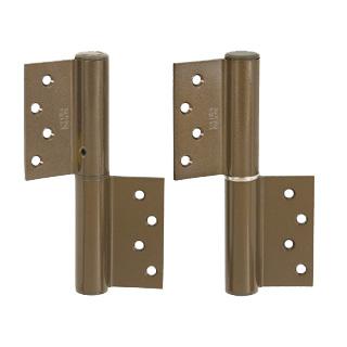 デンセイ オートヒンジ1121R 日東工器商品コード 17302製品番号 TH00541表面色 ブロンズ材質 アルミニウム