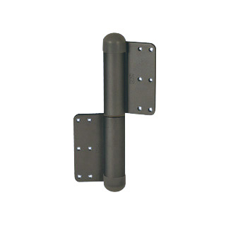 屋外使用が可能な防滴仕様 自動閉扉の不必要なドアで 激安 激安特価 送料無料 デザイン上ヒンジを合わせたい場合には こちらの機種をご使用ください デンセイ オートヒンジ240L-T-V-PC 日東工器商品コード 21092製品番号 TH02186左開き 材質 クローザ機能なし ブラック 売れ筋ランキング 空丁番 表面色 鋼板