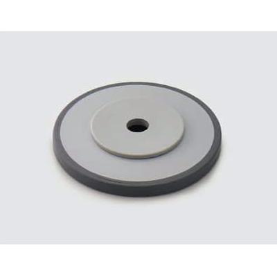 Tangoワンウェイキャスター Tango単輪キャスターGKR型のねじ込みタイプに取り付けることができます LAMP スガツネ工業Tangoキャスター用 バンパープロテクター TSGK-90PTE型TSGK-90PTE-12 色: 割引も実施中 M12 M10 ライトグレー 価格 交渉 送料無料 200-042-044取付穴径:
