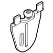 フレームレスですっきりと納まる ガラス加工が不要な引戸金物 リビング キッチン 洗面台 オフィス 店舗などの収納引戸 LAMP スガツネ工業HAWA エクリーガル B25SP-FS 引戸 鋼仕上 2 セット部品単品 ガイドアングル材料 フレームレス かぶせ品番 驚きの値段 クロメート処理 部品名 250-121-080 亜鉛めっき お買得 接着タイプ 40-3088-181注文コード
