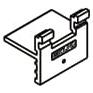 同一のレールで上レールと下ガイドを兼用し 上下に重なる引戸を簡単に構成可能 剛性の高いアルミフレームにより 厚さ4mmのガラスで最大高さ2000mmまで対応 LAMP スガツネ工業HAWA エクリーガル C26GR-IS 引戸 アルミフレーム ポリアセタール 品質検査済 部品名 POM 40-3091-001注文コード インセット品番 10 治具材料 人気ブレゼント 250-121-073 セット部品単品