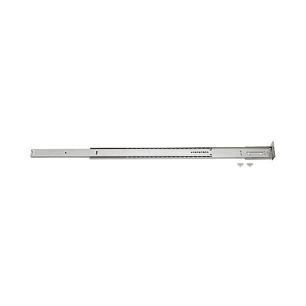 3 4スライドの2段引スライドレールです LAMP スガツネ工業オールステンレス鋼製スライドレールESR2 底引きタイプ品番 ESR2-14注文コード 190-111-311レール長さ SUS304 ステンレス鋼 374.62段引 正規激安 期間限定特価品 1本入