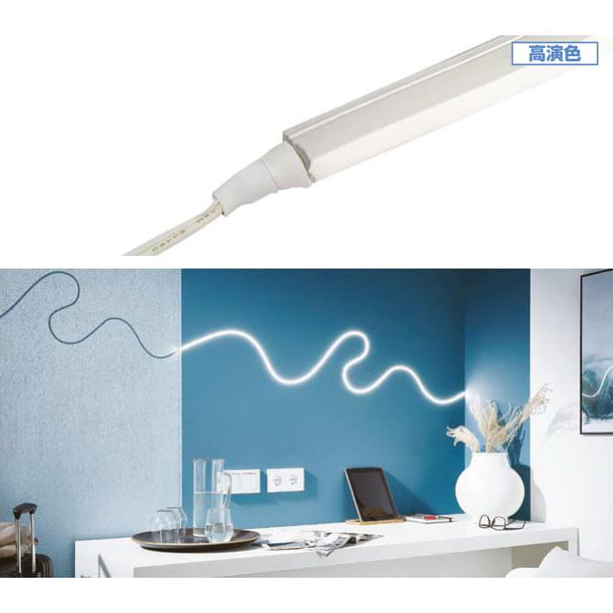 側面で照らすため 自由に曲げて装飾することができます 目印のマーク 35%OFF 50mmピッチ に合わせてカットするだけで 簡単に長さ調節ができます LAMP スガツネ工業Hera LEDテープライト LED-TAPE-FN型 側面発光タイプ品番 白色演色評価数 Ra90照射角 1500mm定格消費電力 ◆高品質 LED-TAPE-FN-1500-NW注文コード L 16.8W色温度K 4000発光色 電球色 3000 120° 220-044-645長さ