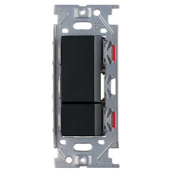 シンプルな形状とベーシックなカラーでどのスイッチ コンセントプレートにもマッチする 新作入荷 3路スイッチです 輸入 LAMP スガツネ工業埋込ダブルスイッチ PXP-J-NKW02008型品番 PXP-J-NKW02008-SB注文コード ソフトブラック定格電圧 210-026-133色 15A※取り付けには電気工事士の資格が必要です AC300V定格電流