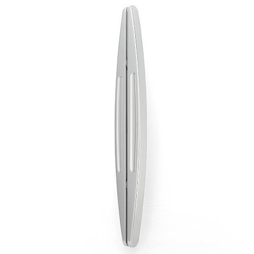 LAMP スガツネ工業ガラスドア用引手 M5BN0型品番 M5BN0-14注文コード 100-022-891材料 アルミニウム合金仕上 クロムめっき適応ガラス厚 8、10、121セット(2ヶ両面付け)