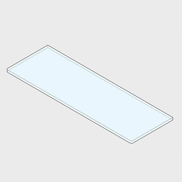 3種類のサイズがあります プレートサポート ガラス棚受 とのセットもあります ●手数料無料!! まとめ買い特価 LAMP スガツネ工業強化ガラス棚板 GSH150型品番 120-035-903材料 強化ガラスW 450 GSH150-450-8注文コード
