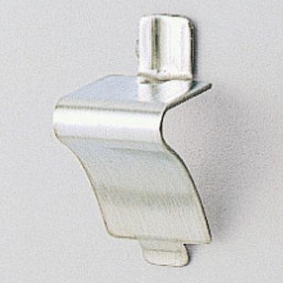 スーパーセール期間限定 棚柱への取り付け 取り外しがスピーディーで確実にできます LAMP スガツネ工業ステンレス鋼製棚受 期間限定今なら送料無料 SPB-20型ステンレス鋼製棚柱 SP型 SPS型用品番 SPB-20注文コード 保護テープなし SUS304 ヘアライン仕上仕様 仕上 ステンレス鋼 保護テープ付 120-030-015材料