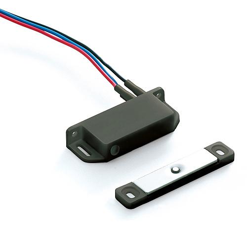 新商品 防水スイッチを内蔵したマグネットキャッチです 扉や蓋の開閉に応じてキャッチおよび電源スイッチとして機能します LAMP スガツネ工業スイッチ付クリーンマグネットキャッチ MC-JM74SW-30品番 MC-JM74SW-30注文コード NEW ARRIVAL 140-017-555材料 ブラック ポリアセタール ネオジム色 POM