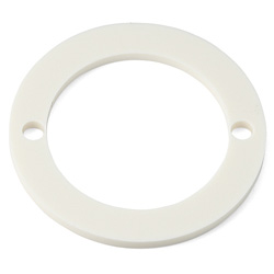 公式通販 時間指定不可 扉厚を15mm以下にする場合にご注文ください LAMP スガツネ工業スペーサー PKL-Spacer品番 PKL-Spacer ホワイト ブラック WHT注文コード 140-019-255色