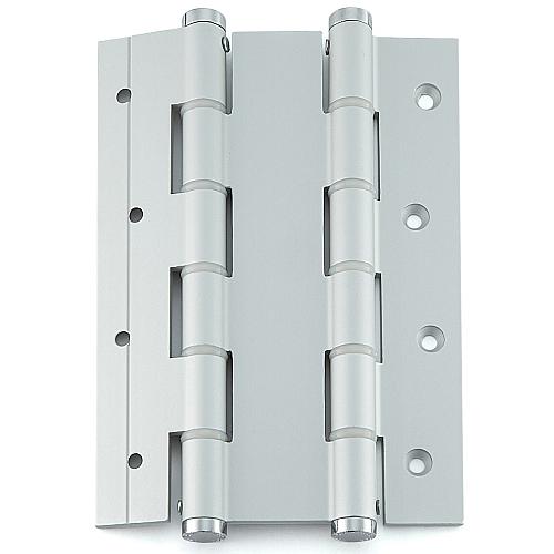 扉を手前と奥の両方向に開けられる自由丁番です スプリングの力で 扉が自動的に閉まります スプリングの強さを調節できます LAMP スガツネ工業スプリング自由丁番 DA型品番 正規逆輸入品 DA180-5914-01注文コード 170-090-807主材料 H 16最大扉厚 133 アルマイト処理W D 値引き 180 40※1ヶ入です アルミニウム合金仕上