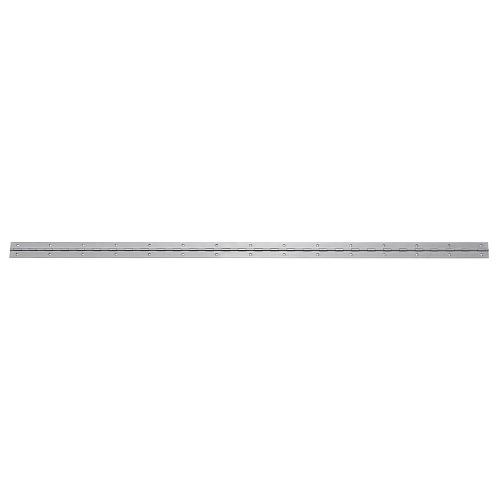 通常の丁番を複数使用する場合と違い 軸芯を合わせる必要がなく安定して開閉できます LAMP スガツネ工業ステンレス鋼製 2枚合長丁番 LS型品番 上品 海外並行輸入正規品 LSD-900注文コード 170-090-251材料 30 ステンレス鋼 仕上 ヘアライン仕上L B 900 SUS304 両側穴数N