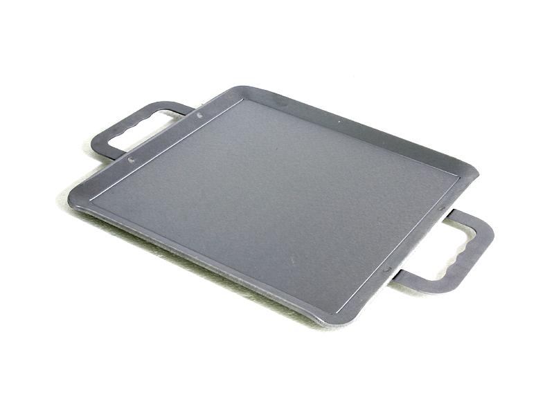 【当店おすすめ】鍛冶屋シリーズ 調理用厚板鉄板!!『鍛冶屋の鉄板』レギュラー 110-3