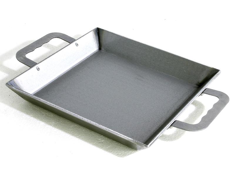 毎日続々入荷 鉄分を吸収し 貧血予防に 楽しい食卓 高級品 鍛冶屋シリーズ 調理用厚板鉄板 鍛冶屋の鍋 110-1