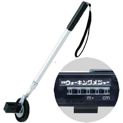 ◎■リカ ウォーキングメジャー C10-S ★車輪式距離測定器 0~1km