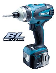 makita■マキタ 14.4V 4モードインパクトドライバー TP131DRFX 青 ★新品