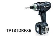 makita■マキタ 14.4V 4モードインパクトドライバー TP131DRFXB 黒