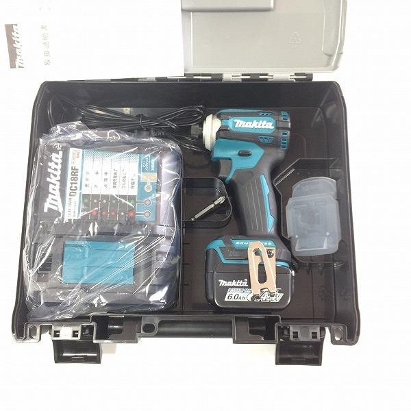 ■マキタ 14.4V インパクトドライバー TD161DRGX--B1(青) 【電池1個仕様】★新品