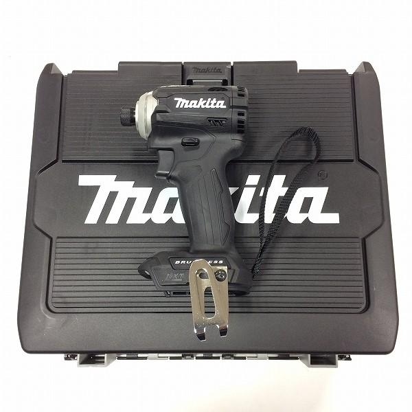 ☆最新型 ■マキタ 18V インパクトドライバー TD171DZB (黒) 本体+収納ケース ★新品