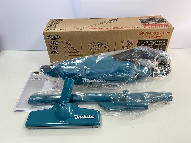 ■マキタ 18V 充電式クリーナー CL280FDZ (青) ★新品・未使用 ★コードレスクリーナー