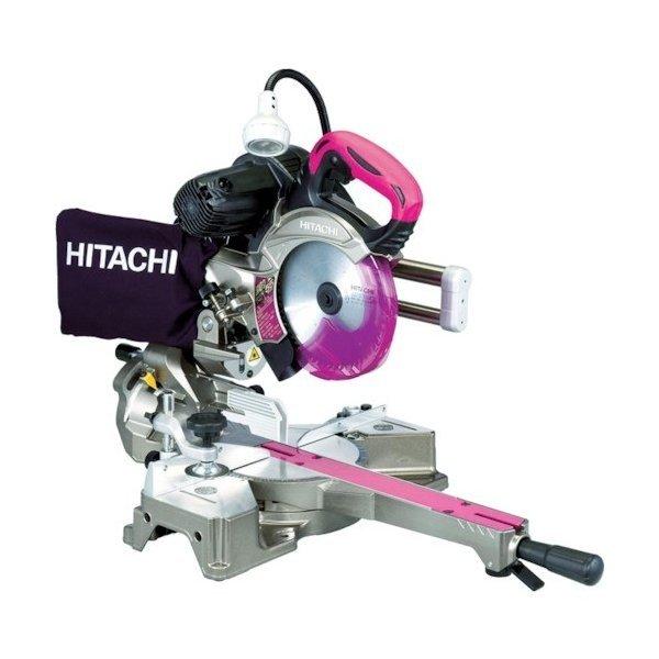 HiKOKI■日立 レーザー付 ★165mm 卓上スライド丸のこ C6RSHC