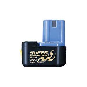 HiKOKI■日立 12V スーパー水素電池 EB1233X ★ 冷却対応バッテリー