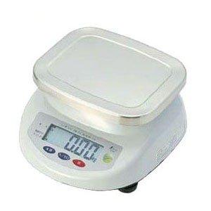 ■シンワ測定 デジタル上皿はかり 取引証明用【15kg】 品番70193