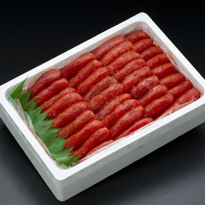 北海道から海鮮グルメお取り寄せ!! たっぷり2kg明太子(特)1本物