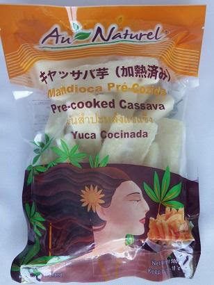 Cassava 期間限定で特別価格 タイやブラジルではおなじみ タピオカの原料のイモ 送料無料 冷凍調理済み キャッサバ芋 cassava 500g×20pack 量販 業販 フライ 大量 卸 YUCA お徳用 南米 ケース売り おつまみ 超美品再入荷品質至上 マンジョッカ