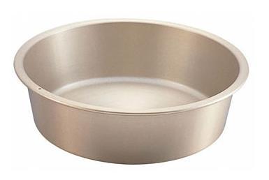 ◇高嶋金物店◇しゅう酸タライ60cm アカオアルミ(アルマイト・シルバー・硬質アルミ・たらい・洗い桶・洗桶)