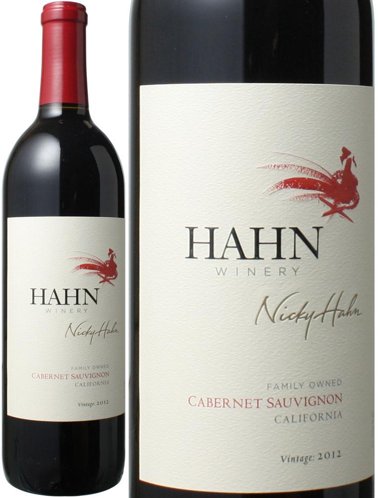 カベルネ ソーヴィニヨン 2019 新品■送料無料■ ハーン 新作販売 ワイナリー 赤 ※ヴィンテージが異なる場合があります アメリカ ワイン