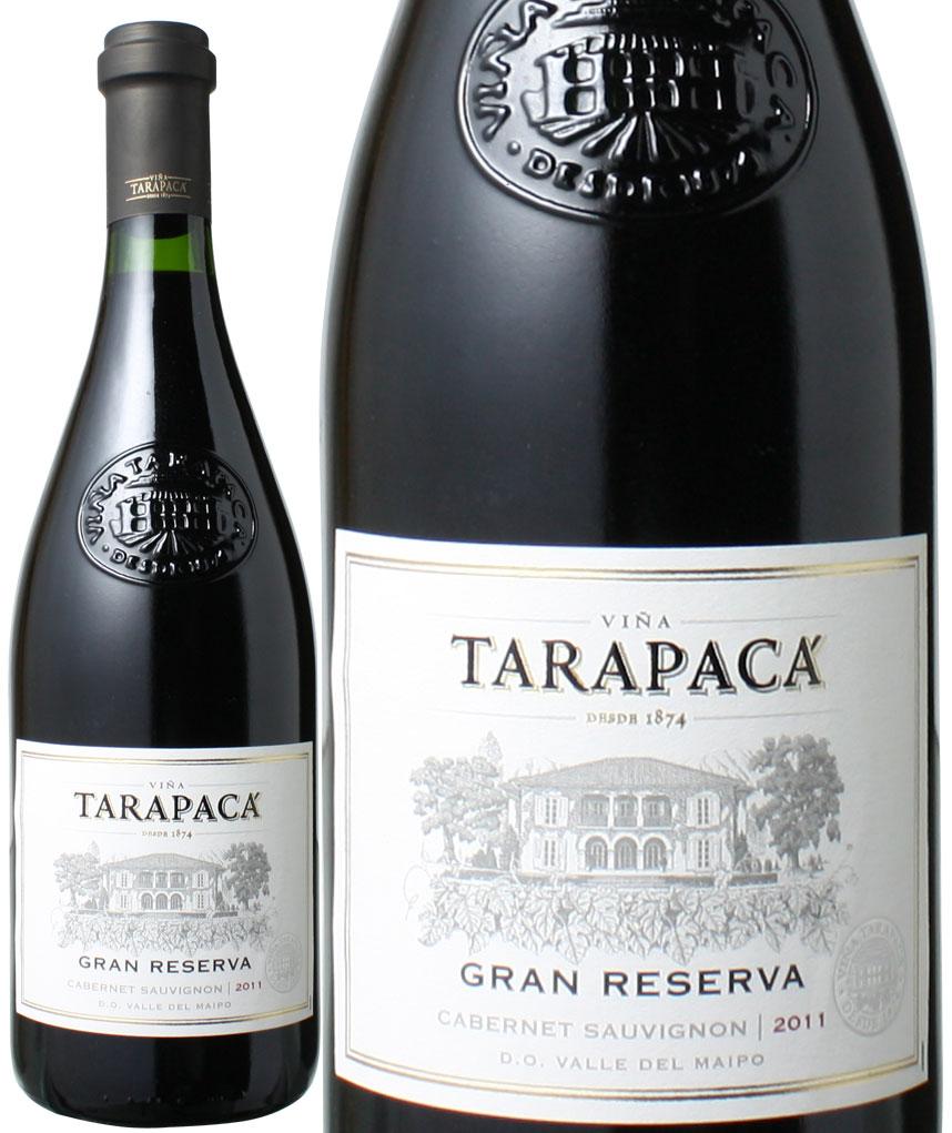 タラパカ ◆セール特価品◆ グラン レゼルバ カベルネ ソーヴィニヨン 赤 超安い ワイン ※ヴィンテージが異なる場合があります チリ 2018