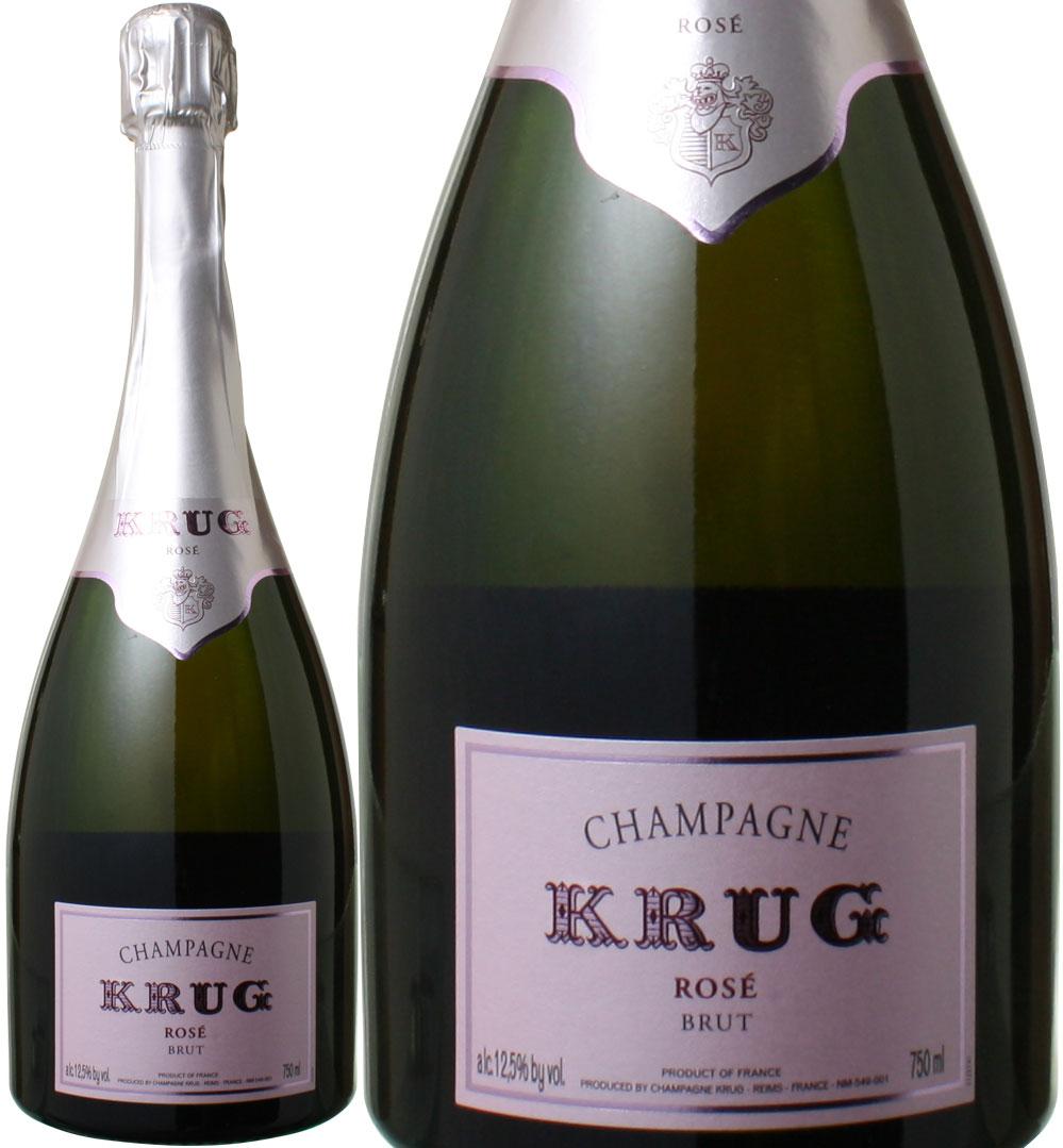 クリュッグ ロゼ NV <ロゼ> <ワイン/シャンパン>
